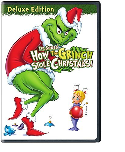 How The Grinch Stole Christmas (1966) Karloff DVD Nr