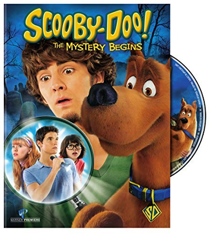 Scooby Doo! The Mystery Begins Scooby Doo! The Mystery Begins Nr