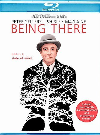 Being There Sellers Mclaine Blu Ray Ws Nr