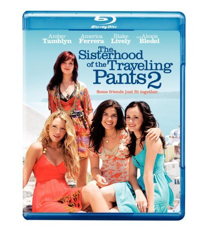 Sisterhood Of The Traveling Pa Lively Bledel Ferrera Tamblyn Blu Ray Ws Pg13