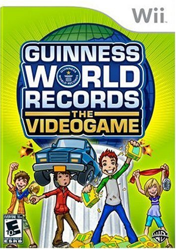 Wii Guinness Book Of World Records