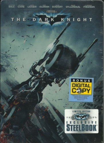 Dark Knight Ledger Bale Oldman Freeman Two Disc Special Edition