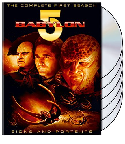 Babylon 5 Season 1 DVD Nr 6 DVD