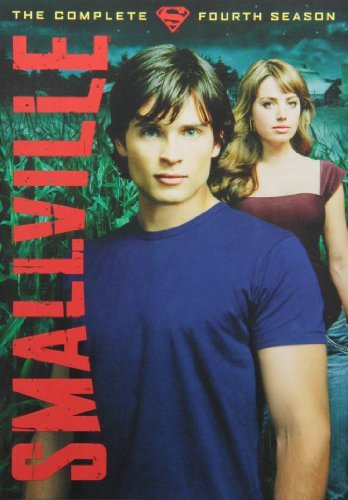 Smallville Season 4 DVD