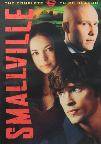 Smallville Season 3 DVD