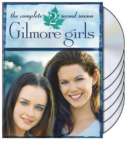 Gilmore Girls Season 2 DVD Nr 6 DVD