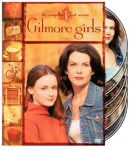 Gilmore Girls Season 1 DVD Nr 6 DVD