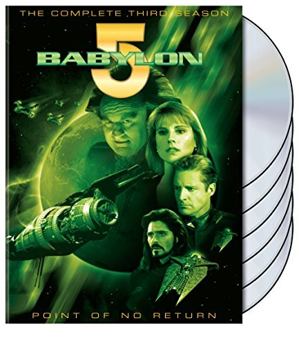 Babylon 5 Season 3 DVD Nr 6 DVD
