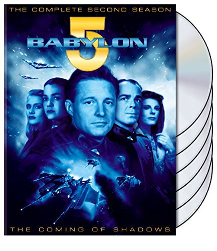 Babylon 5 Season 2 DVD Nr 6 DVD
