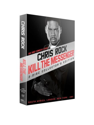 Chris Rock Kill The Mesenger Special Ed. Nr