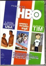 It's Not Tv. Its Hbo Little Britain Usa Summer Heights High Life & Time
