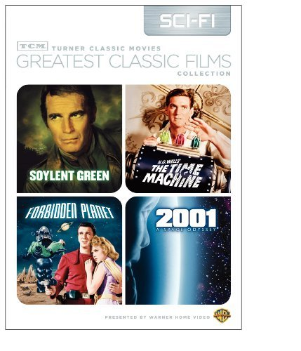 Sci Fi Tcm Greatest Classic Films Nr 2 DVD