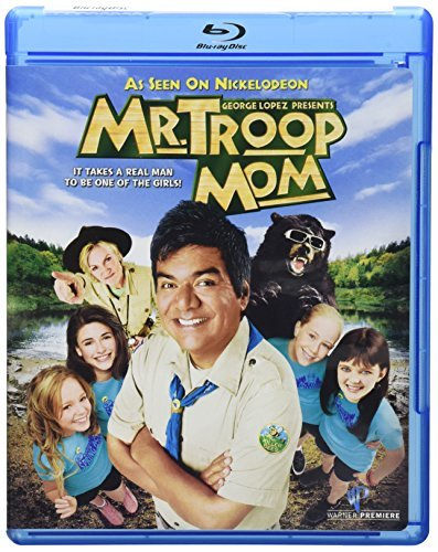 Mr. Troop Mom Lopez Bobadilla Lynch Blu Ray Ws Pg
