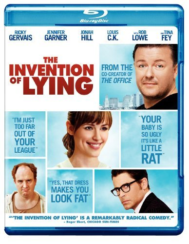 Invention Of Lying Gervais Garner Hill Blu Ray Ws Pg13