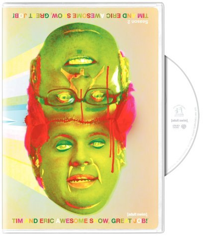 Tim & Eric Awesome Show Season 2 DVD Nr