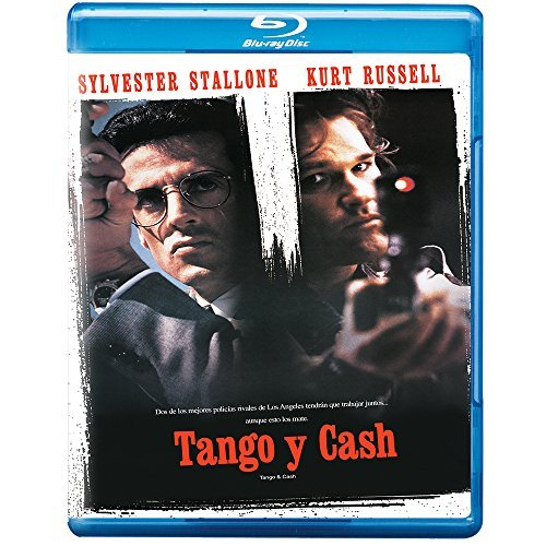 Tango & Cash Stallone Russell Palance James Blu Ray Ws R