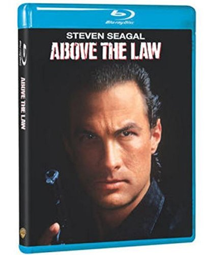 Above The Law Seagal Grier Silva Stone Dean Blu Ray Ws R