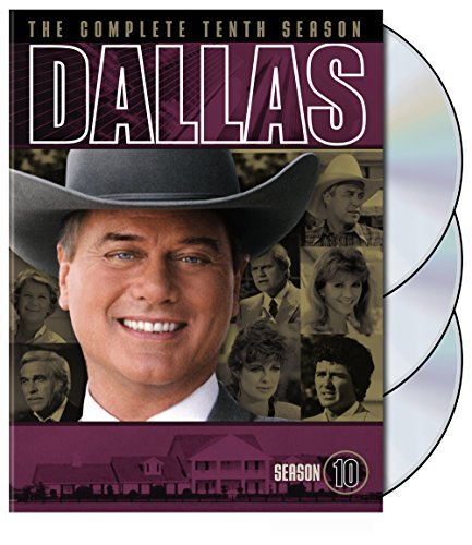 Dallas Season 10 DVD