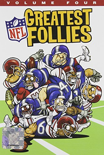Vol. 4 Nfl Greatest Follies Nr