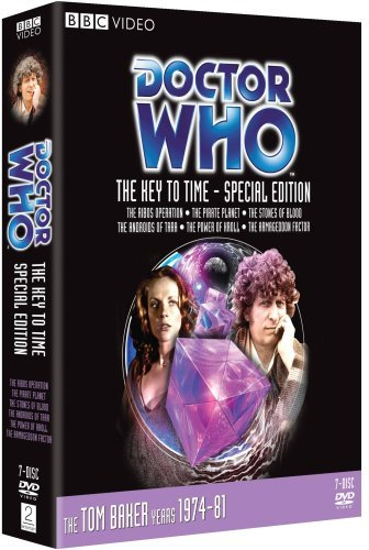 Doctor Who Key To Time Ws Special Ed. Nr