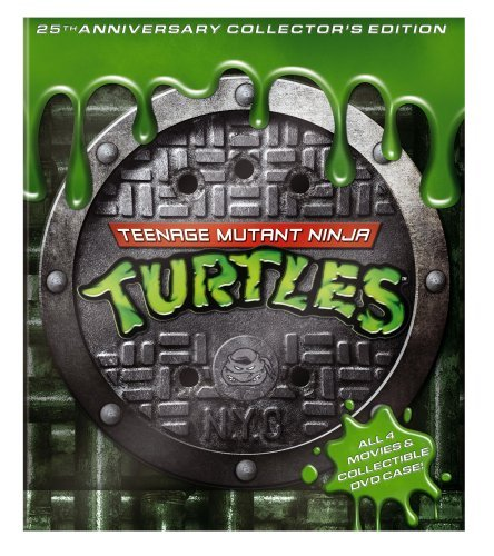 Teenage Mutant Ninja Turtles F Teenage Mutant Ninja Turtles F Pg 4 DVD