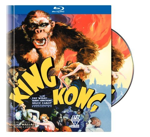 King Kong (1933) Wray Armstrong Cabot Blu Ray Ws Nr