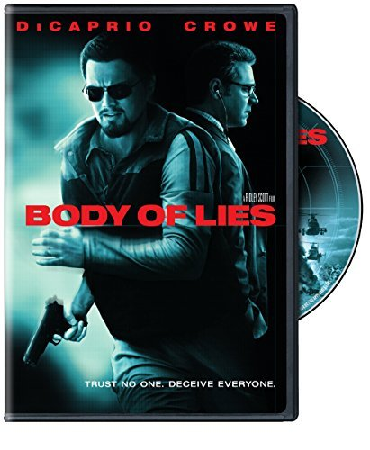 Body Of Lies Dicaprio Crowe Strong Issac R
