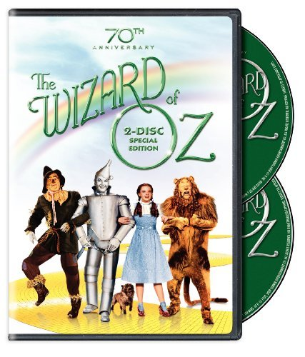 Wizard Of Oz Garland Morgan Bolger Laher 70th Annive. Special Ed. Nr 2 DVD