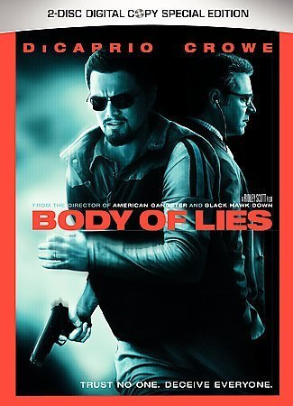 Body Of Lies Dicaprio Crowe Strong Issac Special Ed. R