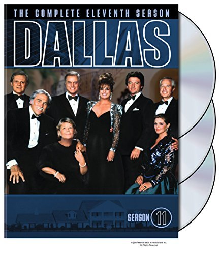 Dallas Dallas Season 11 Nr 3 DVD