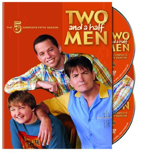 Two & A Half Men Season 5 Ws Nr 3 DVD