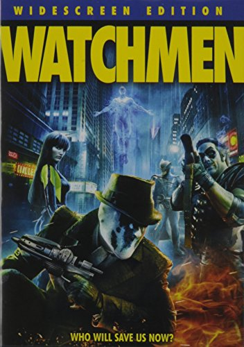 Watchmen Akerman Crudup Goode DVD R Ws
