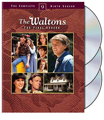 Waltons Season 9 DVD