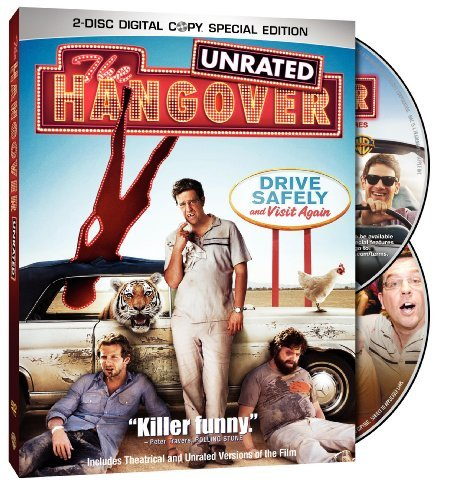 Hangover Cooper Helms Galifianakis Ws Special Ed. Ur 2 DVD