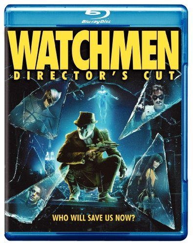 Watchmen Akerman Crudup Goode Blu Ray Ws Directors Cut R