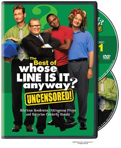 Whose Line Is It Anyway Best Of Whose Line Is It Anywa Nr 2 DVD