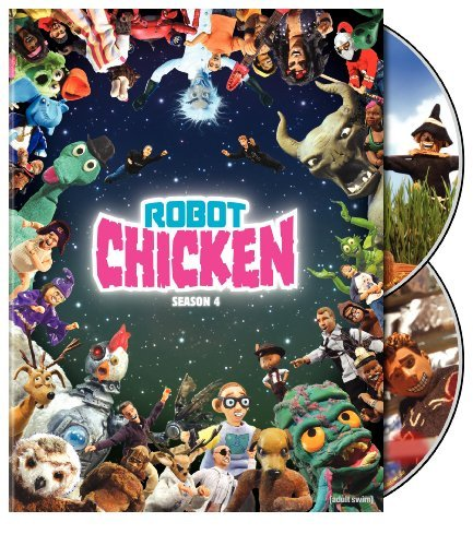 Robot Chicken Season 4 Nr 2 DVD