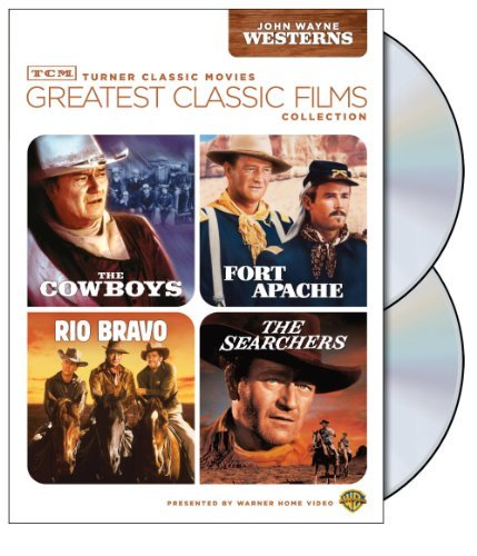 John Wayne Westerns Tcm Greatest Classic Films Nr 4 On 2