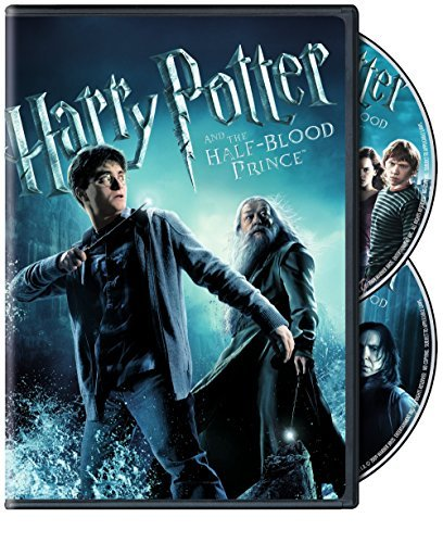 Harry Potter & The Half Blood Radcliffe Watson Grint Special Ed. Pg13 2 DVD