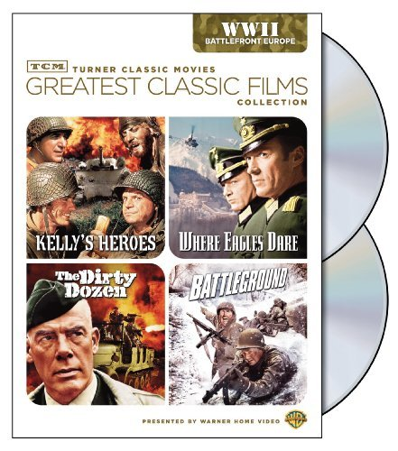 World War 2 Battlefront Eur Tcm Greatest Classic Films Nr 4 On 2
