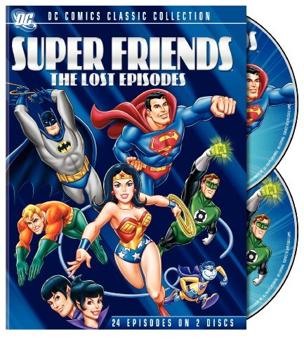 Lost Episodes Superfriends Nr 2 DVD