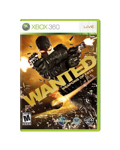 X360 Wanted Weapons Of Fate