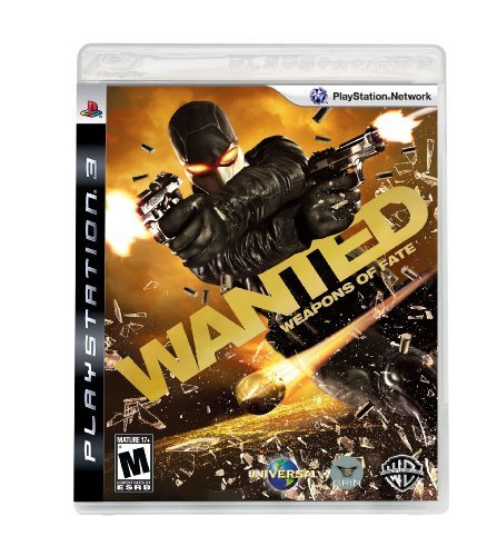 Ps3 Wanted Weapons Of Fate