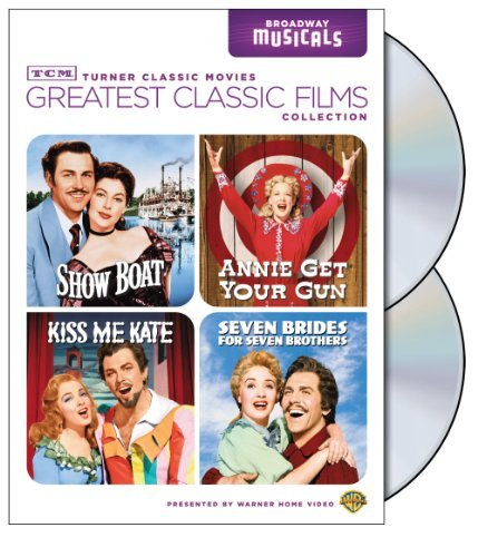 Broadway Musicals Tcm Greatest Classic Films Nr 4 On 2