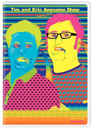 Tim & Eric Awesome Show Season 3 DVD Nr