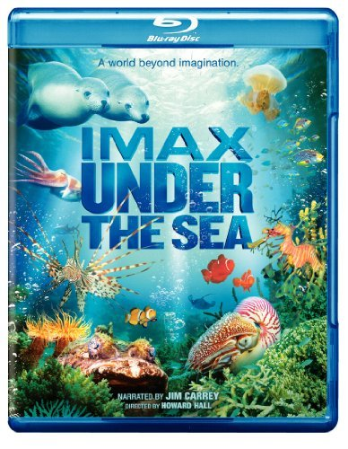 Under The Sea Imax Blu Ray Ws Nr Incl. DVD Dc