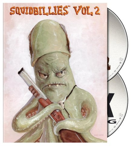 Squidbillies Volume 2 DVD