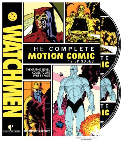 Watchmen Motion Comics Watchmen Motion Comics Nr 2 DVD