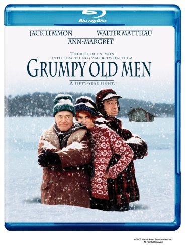 Grumpy Old Men Lemmon Matthau Ann Margret Mer Ws Blu Ray Pg13