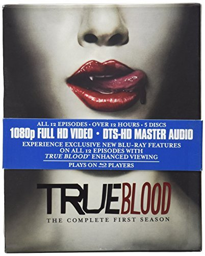 True Blood Season 1 Ws Blu Ray Nr 5 DVD